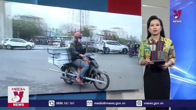 Hà Nội lập 8 trạm đo khí thải xe máy từ tháng 9