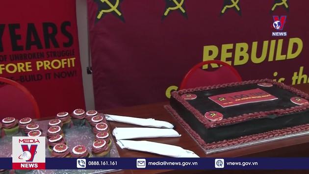 Kỷ niệm 100 năm thành lập Đảng Cộng sản Nam Phi