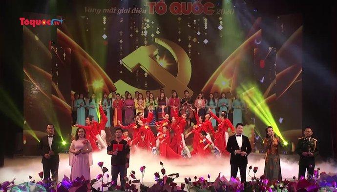 ''Đảng là cuộc sống của tôi'' khởi đầu cho chương trình kỷ niệm 90 năm thành lập Đảng Cộng sản Việt Nam
