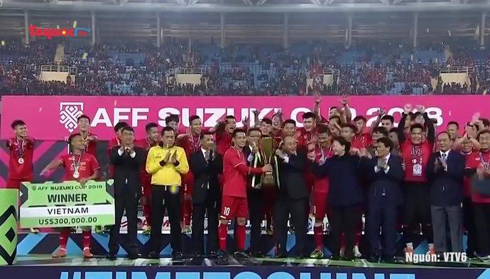 Dấu ấn Park Hang Seo trong kỳ tích của bóng đá Việt Nam