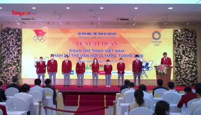 Thể thao Việt Nam tham dự Olympic: Mỗi thành viên phải là sứ giả quảng bá truyền thống văn hóa, hình ảnh của Việt Nam