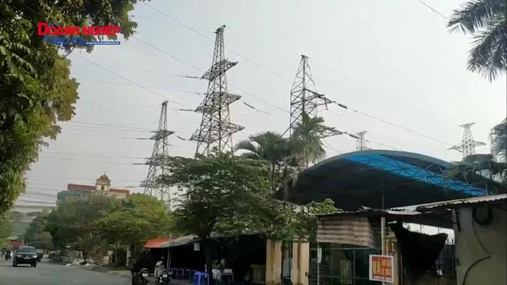 Yên Nghĩa - Hà Đông: Xây nhà không phép dưới lưới điện cao thế, ẩn họa khôn lường